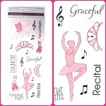 g235 Ballet Recital Stickers (ea.)